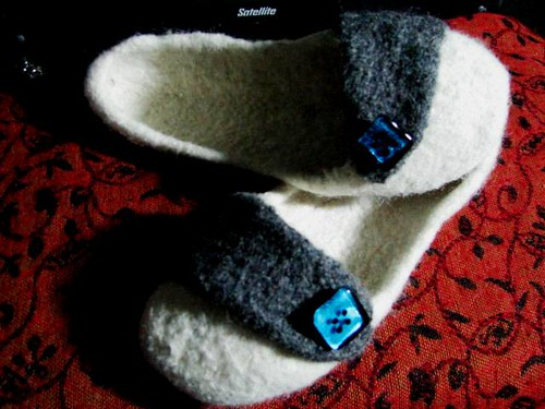 French Press Slippers #3