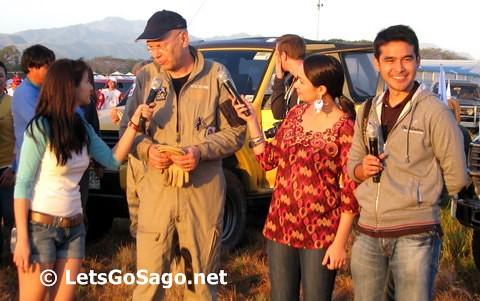 UKG @ Philippine International Hot Air Balloon Fiesta 2010