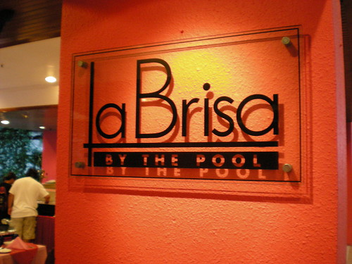 La Brisa by the pool