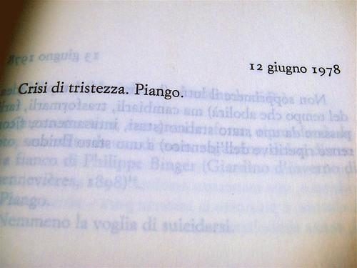 Roland Barthes, Dove lei non è, Einaudi 2010; p. 143 (part.), 1