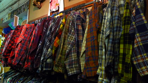 Too Much Plaid