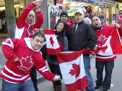 2010 VANCOUVER WINTER OLYMPICS | CANADA WINS HOCKEY GOLD :: HELLO CANADA!