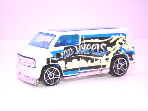 hws custom 77 dodge van
