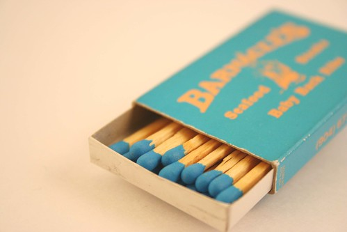 Matchbox & Matches