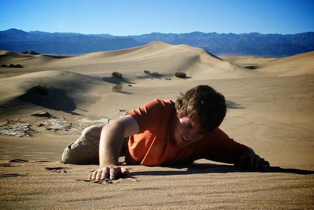 Leading in the Desert