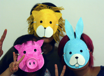 all masks are done!