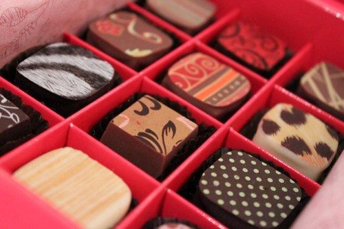 Pralines by Paulene Chocolats Suisses