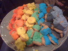 chakra cookies