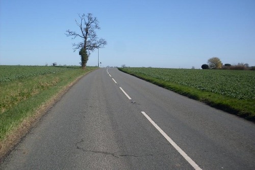 The open road to Bacton