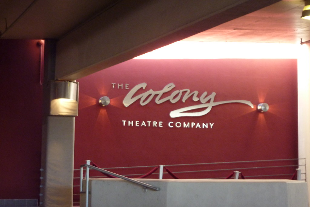 The Colony Theater in Burbank