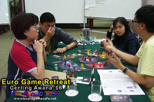 Retreat Day 1 - Cosmic Encounter