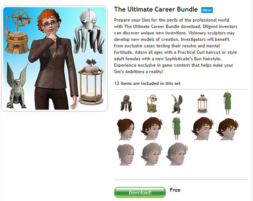 Registration Rewards:  The Ultimate Career Bundle