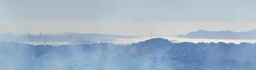 San Francisco from Mount Diablo