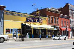Golden Burro Cafe in Leadville, Co