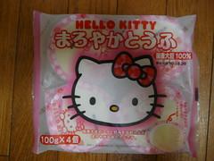 Hello Kitty まろやかとうふ