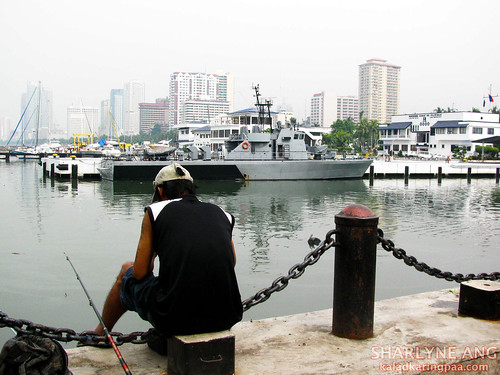 Waiting for Fish