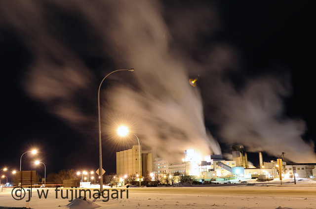 Taber Sugar Factory - 8 seconds