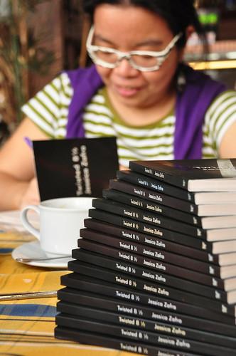 Jessica Zafra's 8 1/2 book
