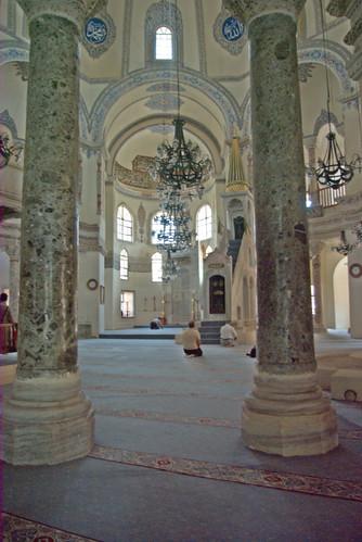 Küçük Ayasofya Camii (The Church of Saints Sergios and Bacchos), Little Hagia Sophia Mosque, Sultanahmet, İstanbul, Pentax K10d