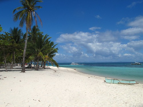 Malapascua Beach, Visayas, Philippines