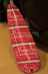 Vancouver 2010: Day 13 - Manitoba Homecoming Social at Commodore Ballroom