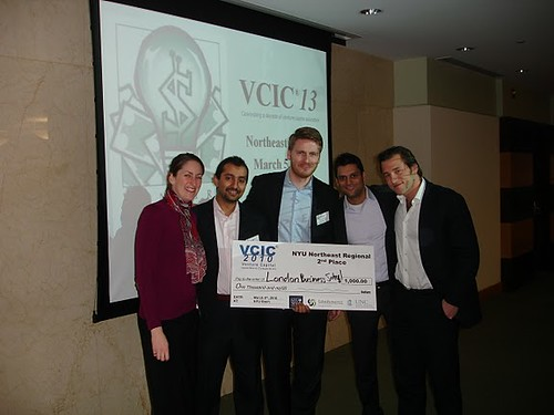 Second Place - London Business School