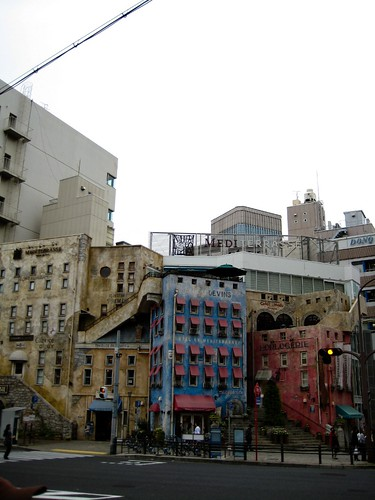 kobe street