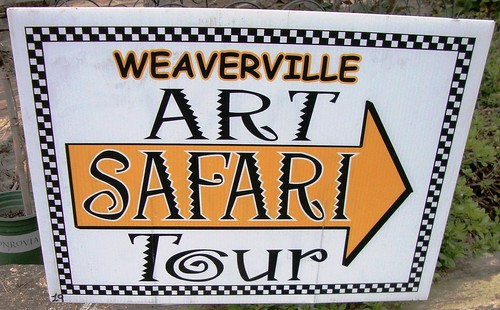 Weaverville Art Safari
