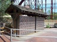 Cedar Point - Shoot the Rapids Lockers