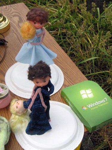 Strange doll situation