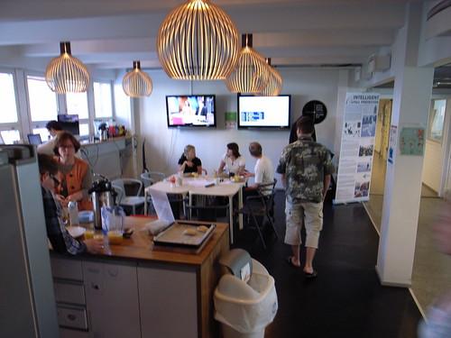 Breakfast meeting / Design Factory