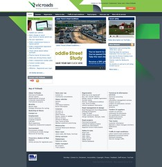 VicRoads website