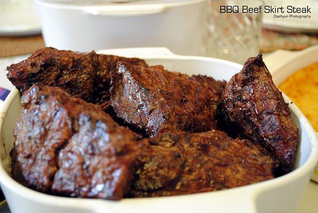 BBQ Beef Skirt Steak