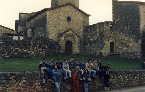 Curs 1994-95: no inclou fotos de l'estiu, doncs aquestes tenen el seu propi àlbum, el que segueix, però aquí hi ha forcs fotos entranyables.