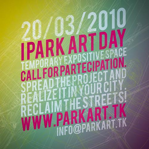 I Park Art DAY