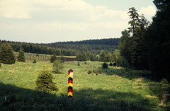 Inner German border 1985