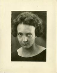Irène Joliot-Curie (1897-1956), c. 1935