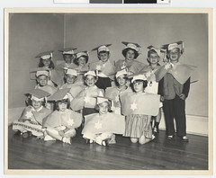 St Paul Talmud Torah Nursery School graduation