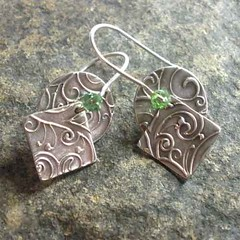 Movement Earrings #2