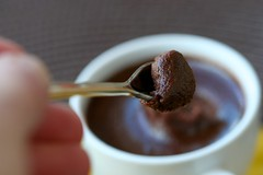 Spoonful of mint mud