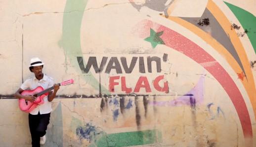 K'naan's Wavin' Flag