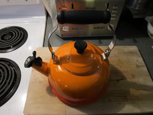 New Tea Kettle