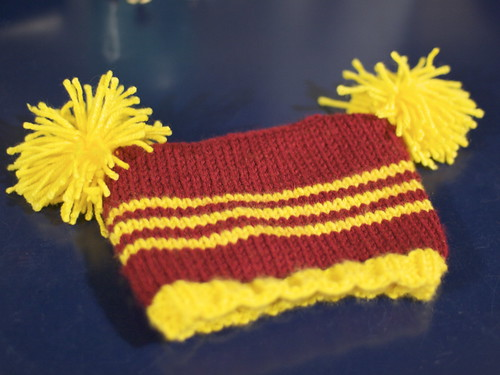 Mini Gryffindor Hat
