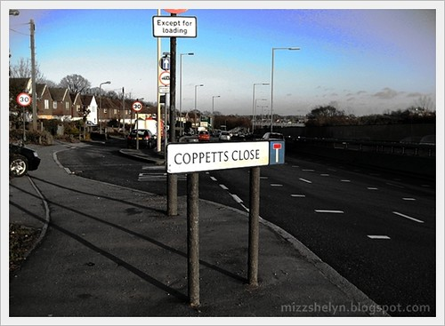 Coppetts Close