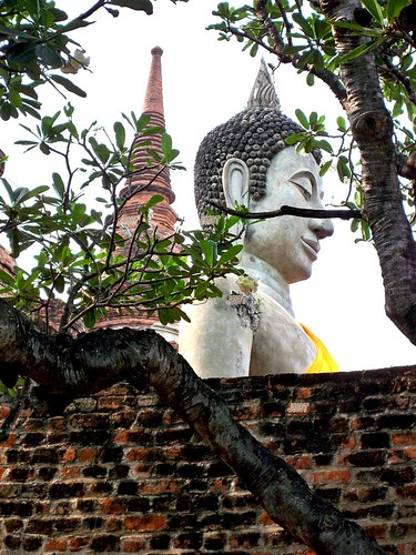 Thailand พระวัดใหญ่ชัยมงคล Wat Yai Chaimongkol