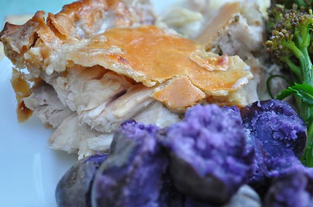 Purple Dinner