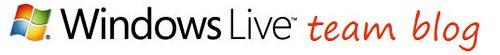 Windows Live team blog