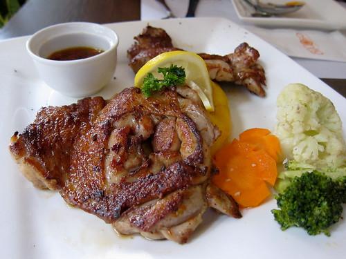 Peri-Peri Chicken at O'sonho