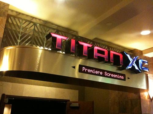 Titan Extreme Cinema