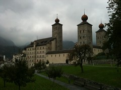 Das Stockalper Schloss in Brig